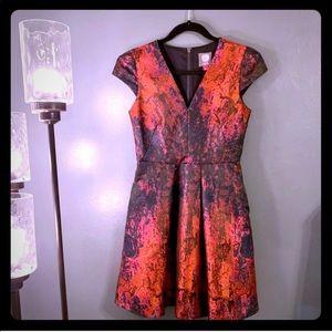 ❤️Vince Camuto Metellic Dress